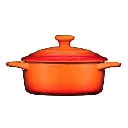 OvenLove Casserole Dish with Lid - 19.5 cm -