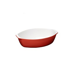Prime Furnishing Small OvenLove Baking Dish - Red