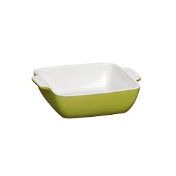 2.5L OvenLove Baking Dish Lime Green Stoneware