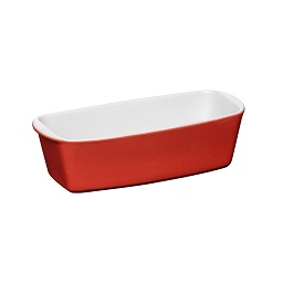 Prime Furnishing OvenLove Loaf Dish - Red