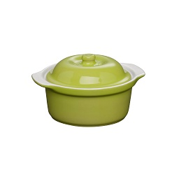 Prime Furnishing OvenLove Casserole Dish, 0.75 Ltr - Lime Green