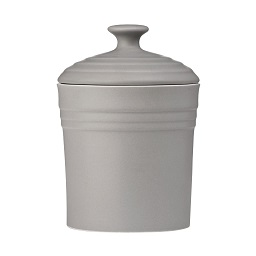 Prime Furnishing OvenLove Stoneware Canister - Grey