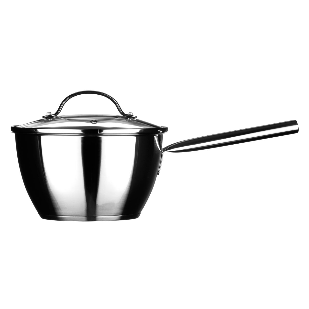 Tenzo C Series Saucepan Stainless Steel - 10 Year Guarantee