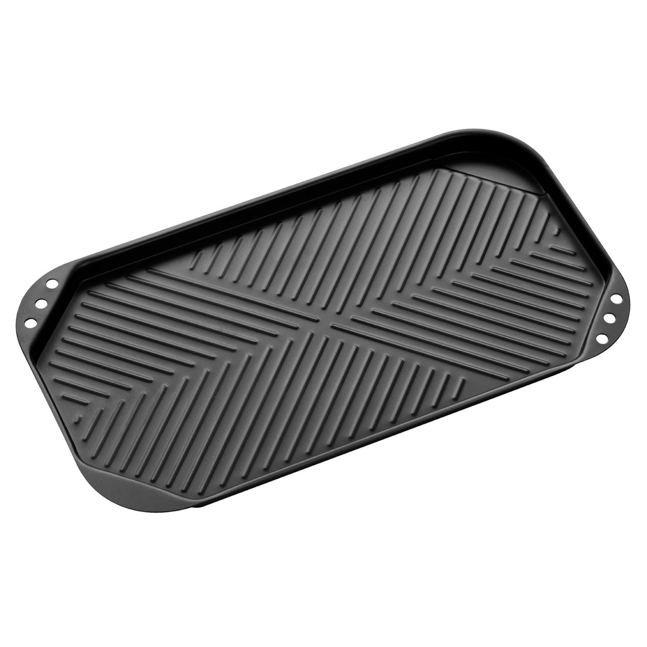 Prime Furnishing Twin Hob Grill Plate Iron