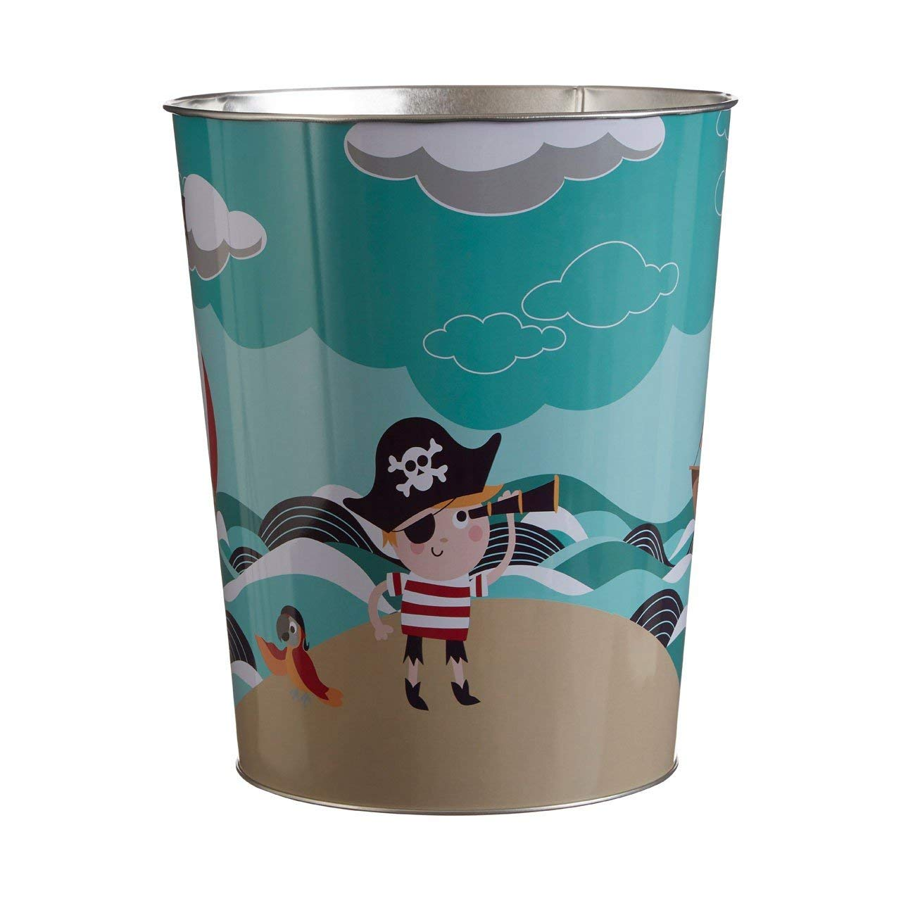 Prime Furnishing Pirate Waste Bin