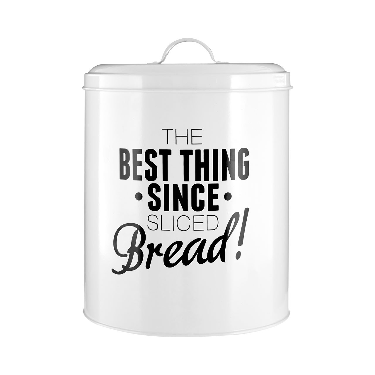Prime Furnishing Pun & Games Bread Bin