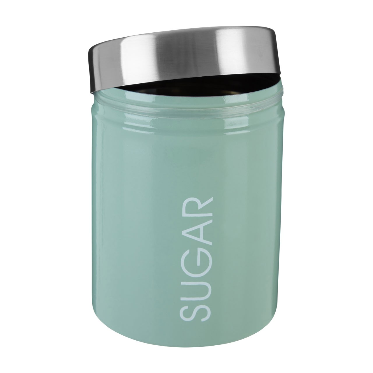 Liberty Sugar Canister/ Steel Lid
