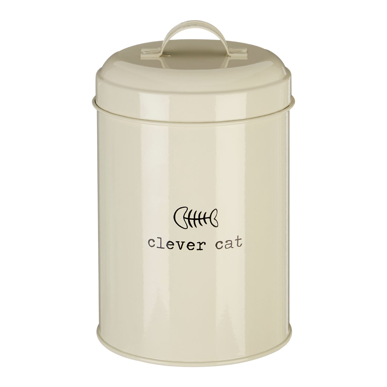 1.2 Litre Adore Pets 'clever cat' food storage canister