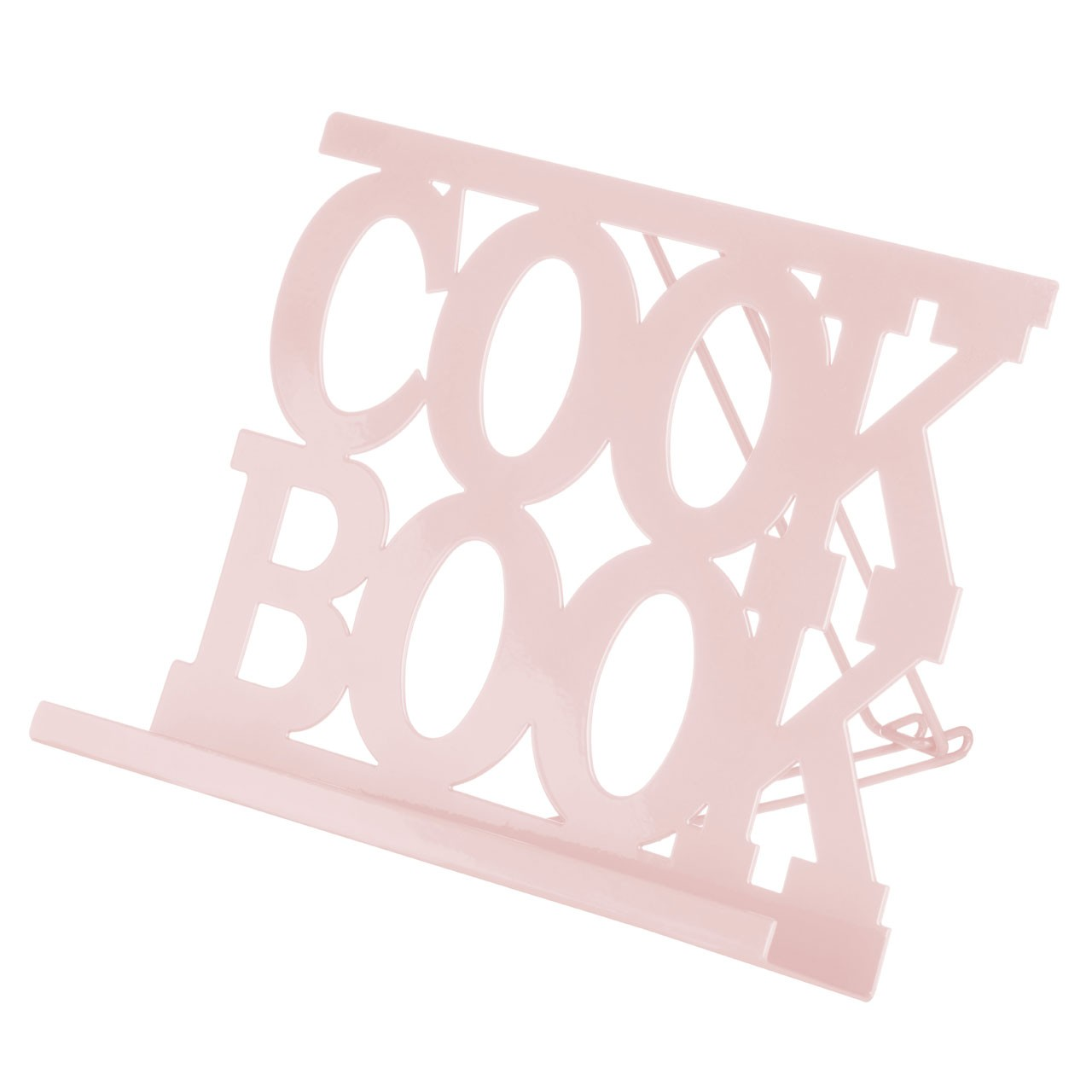 Cookbook Stand, Pink