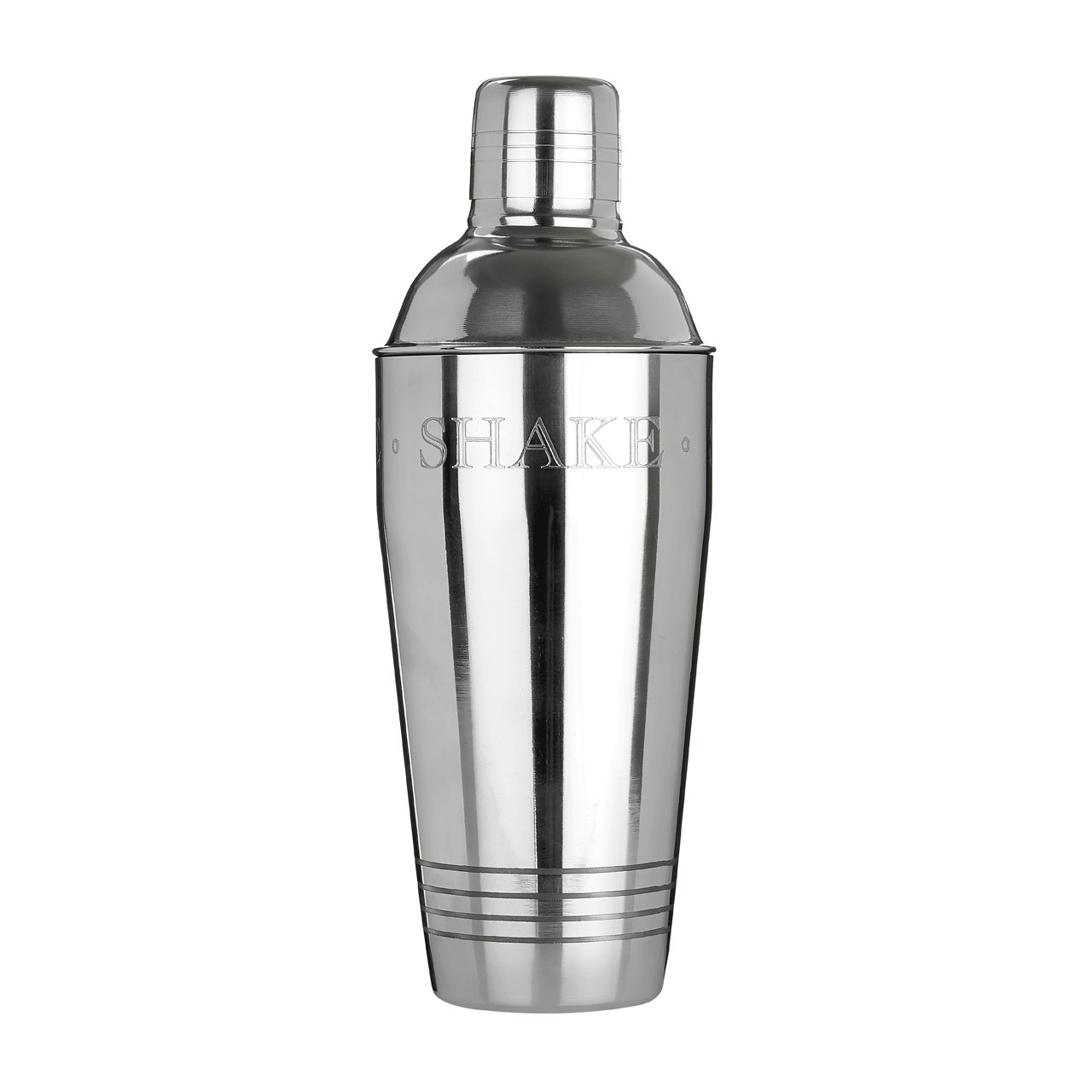 Bombay Cocktail Shaker Stainless Steel 750ml