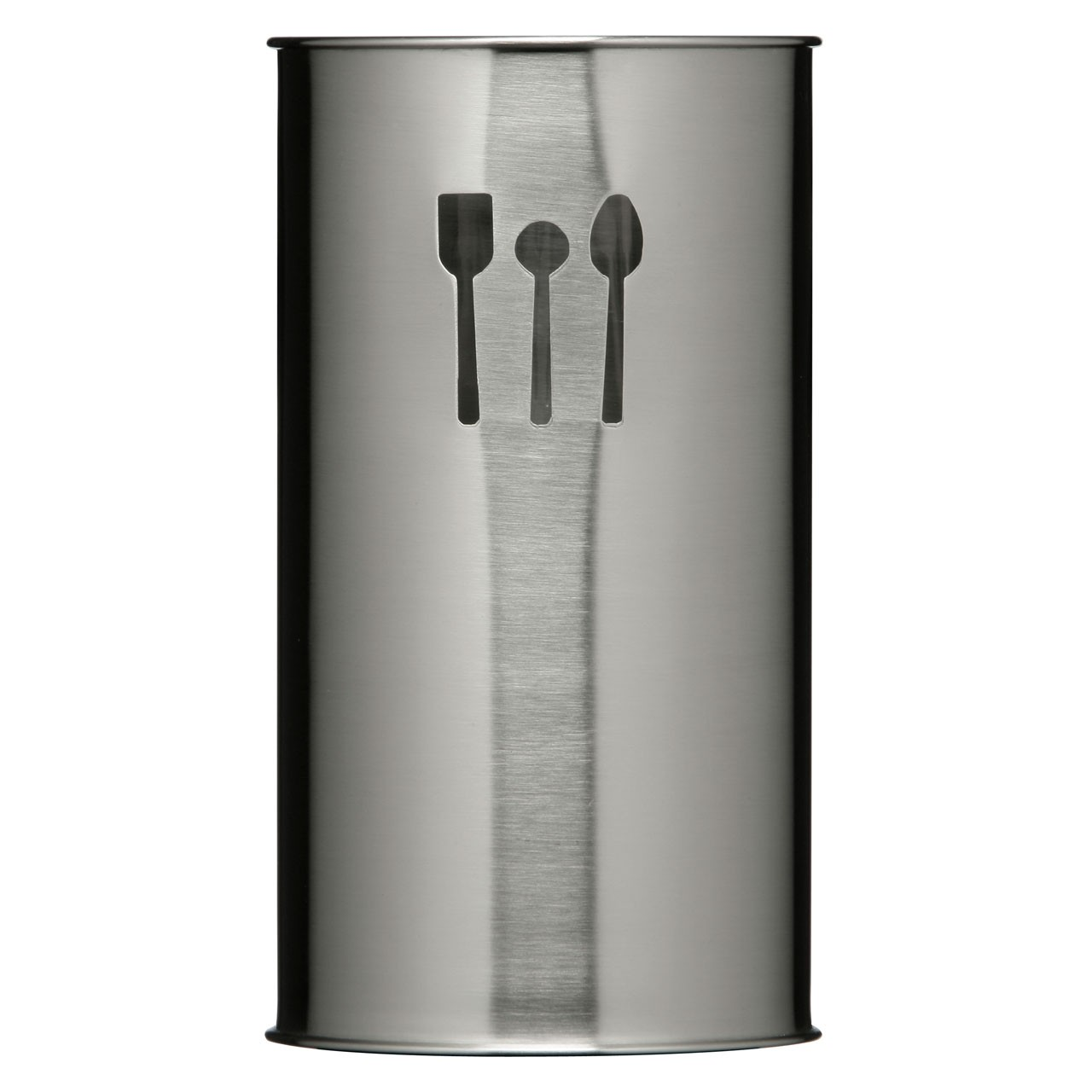 Premier Housewares Utensil Holder - Stainless Steel