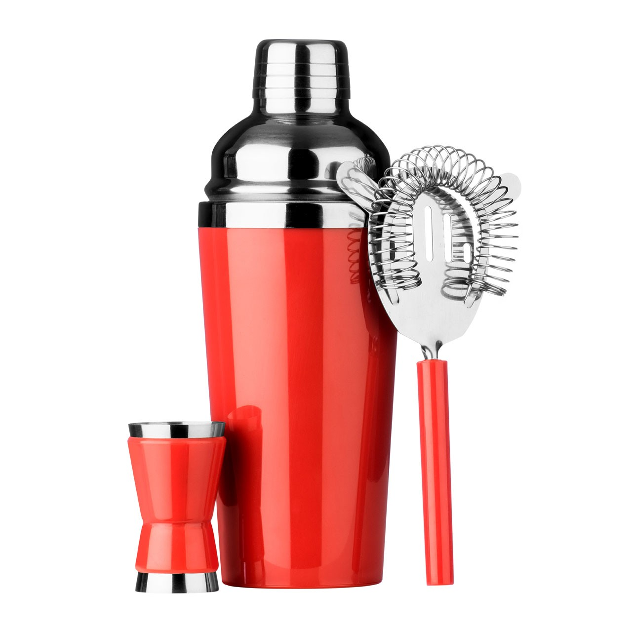 Cocktail Set, Red