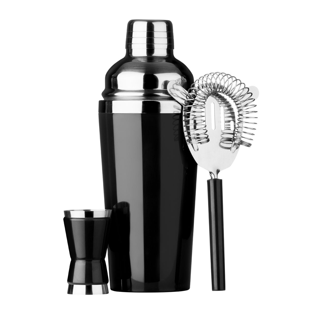 Cocktail Set, Black