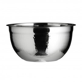 Large Stainless Steel Mixing Bowl Helping You Create Dishes