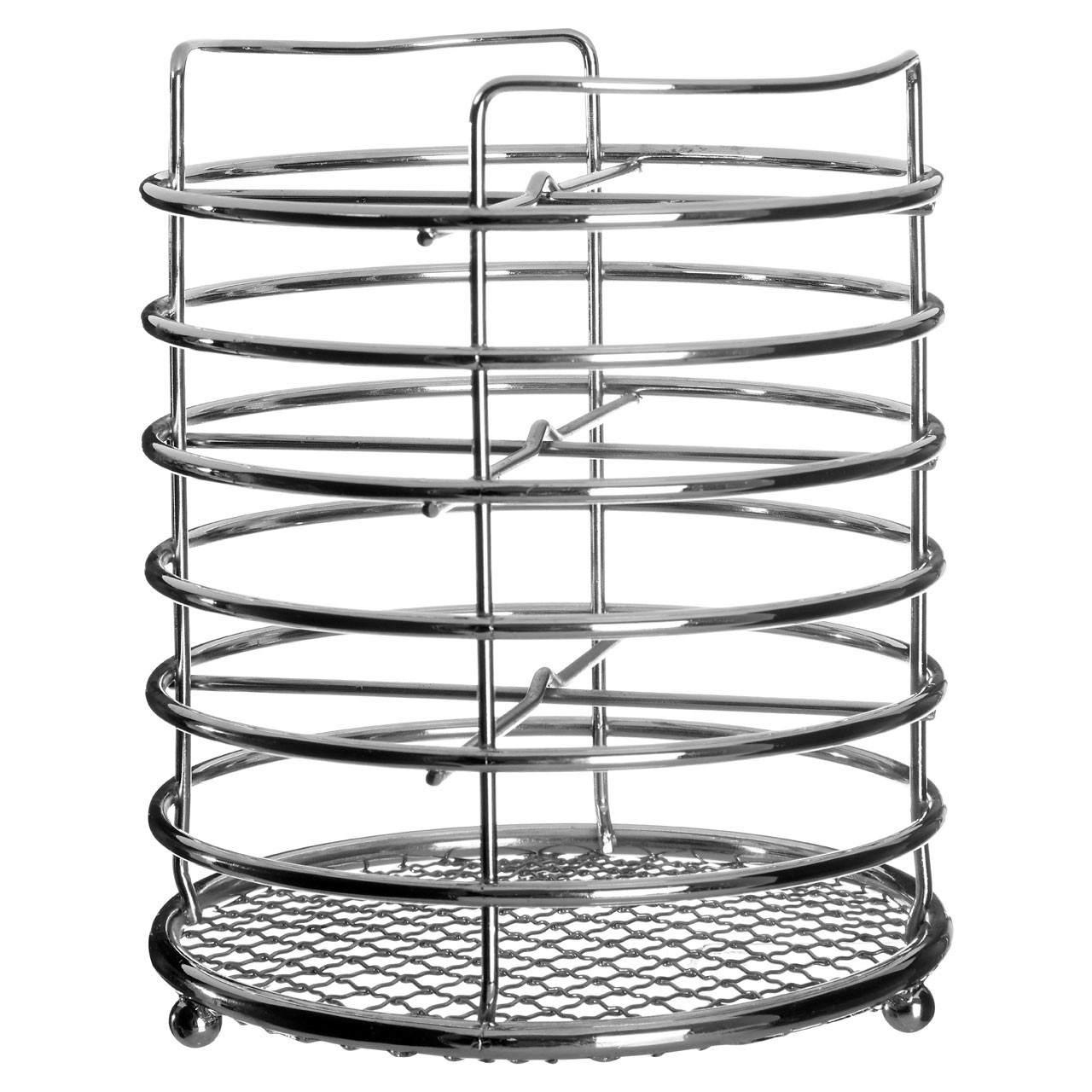 Cutlery Caddy - Chrome