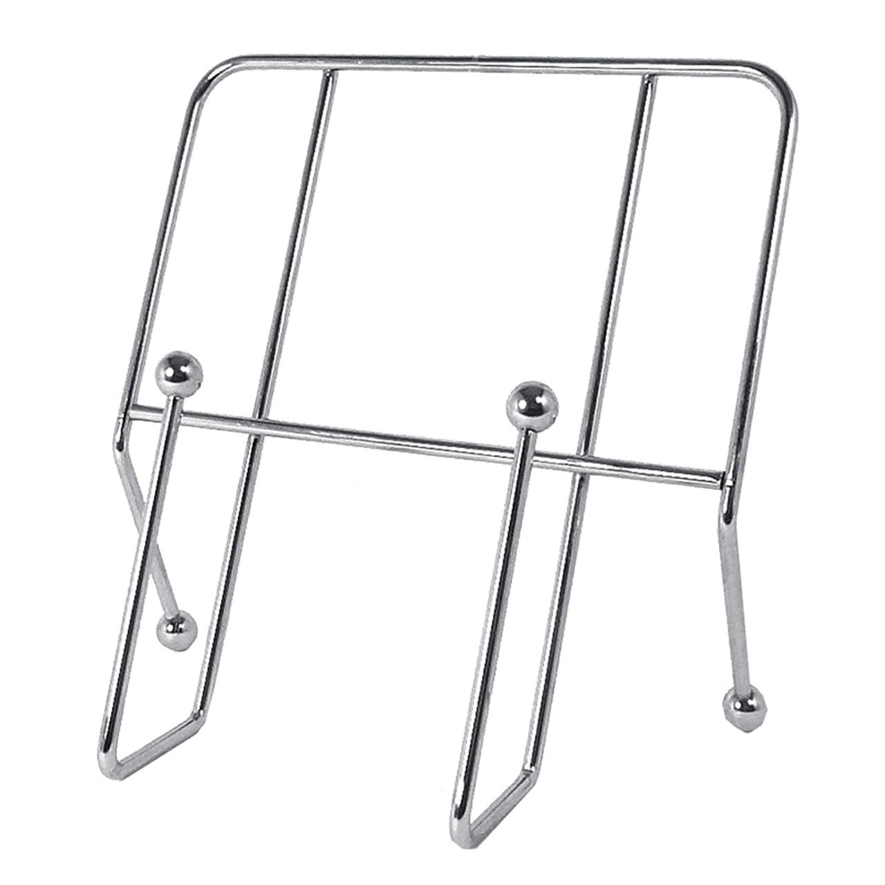 Cookbook Stand - Chrome