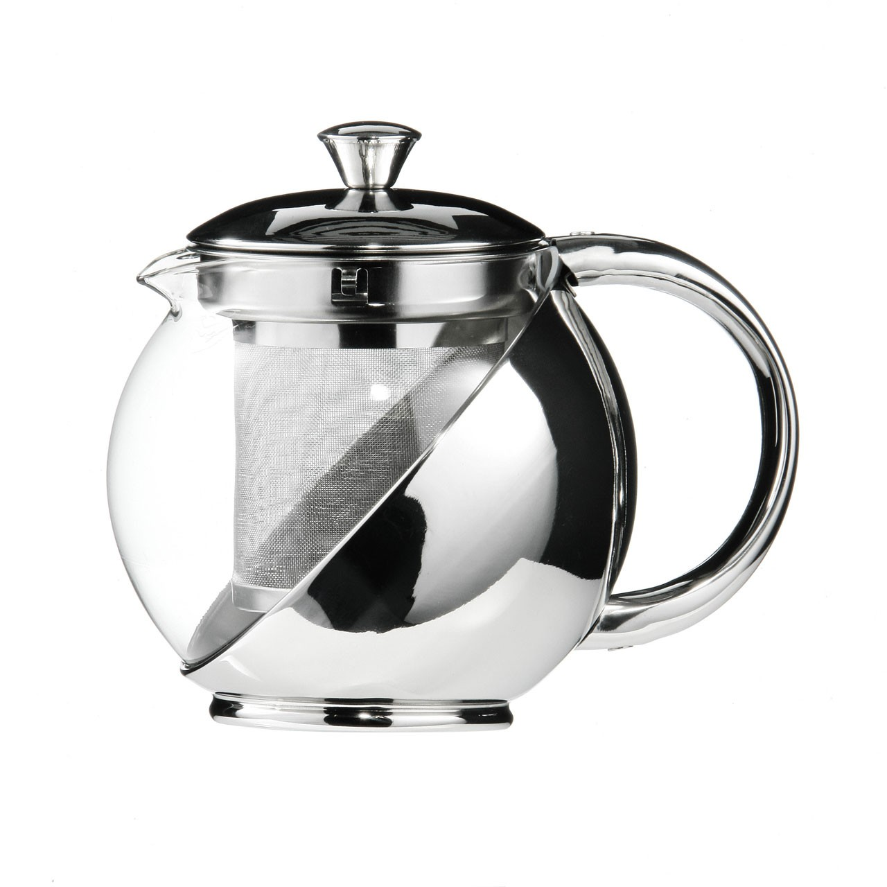 Teapot with Infuser, 500 ml, Stainless Steel