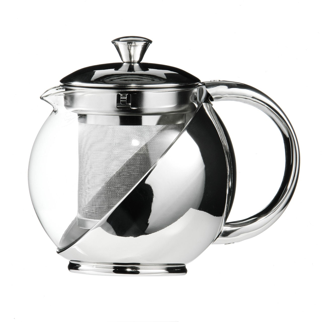Teapot with Infuser - 700 ml - Stainless Steel