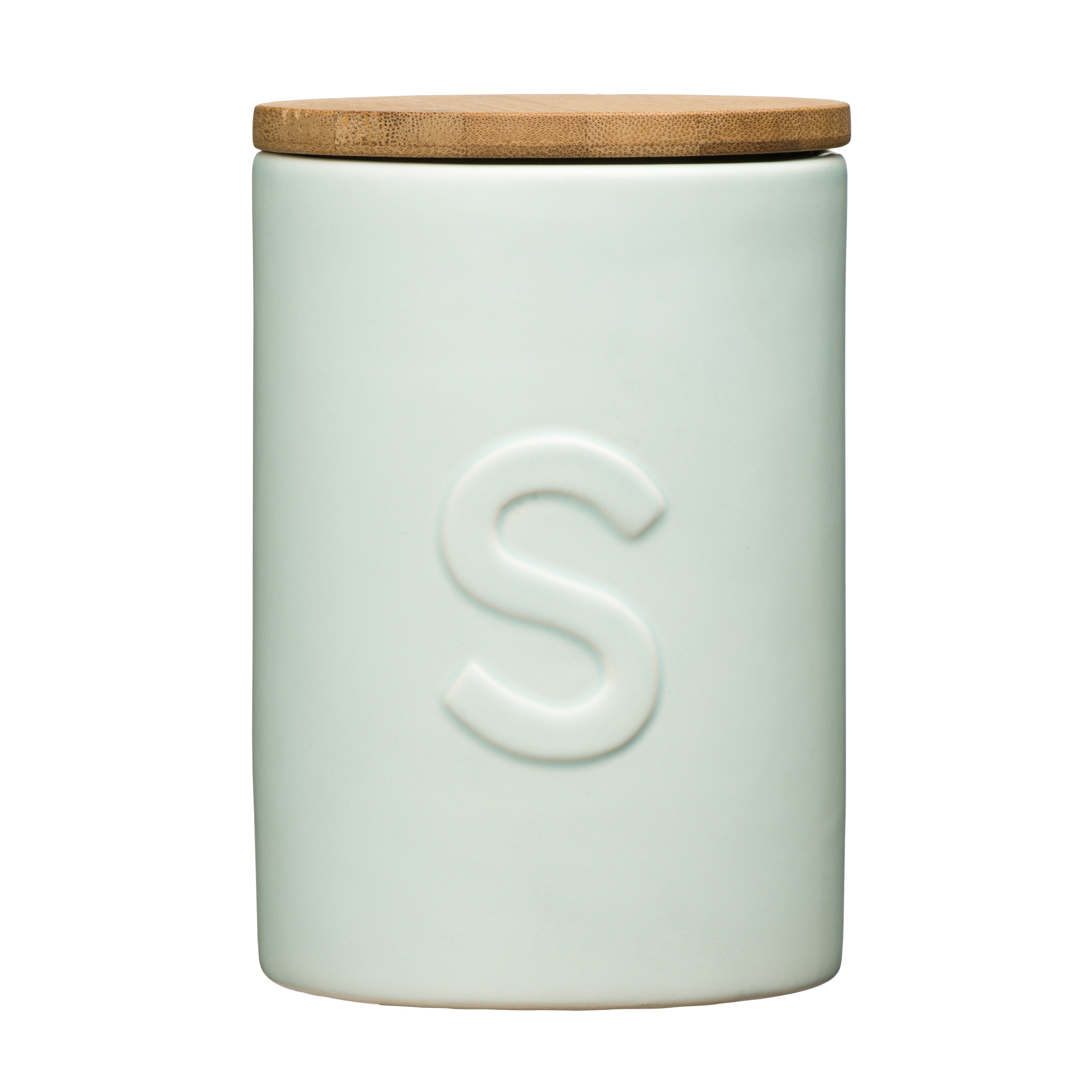 Fenwick Sugar Canister - Pale Blue