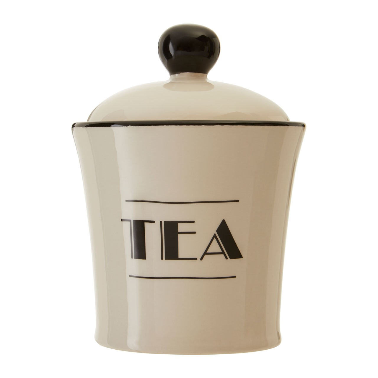 Broadway Tea Canister For Home Kitchen