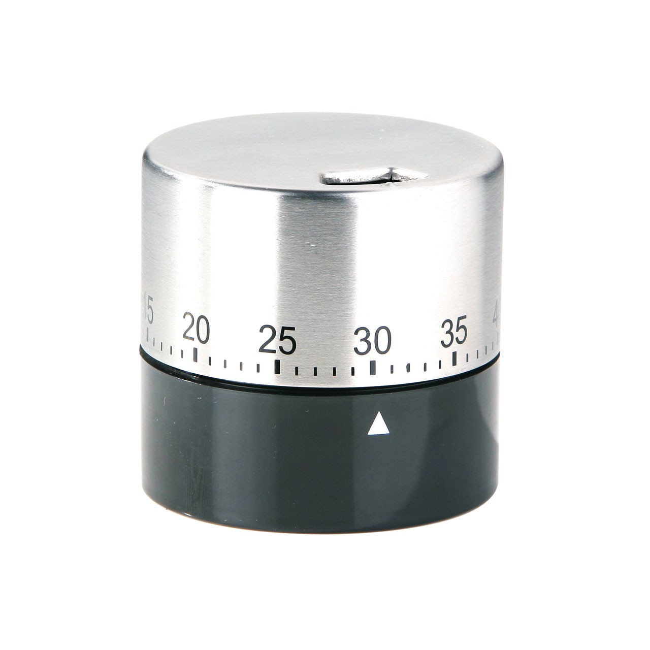 Cylinder Timer Stainless Steel