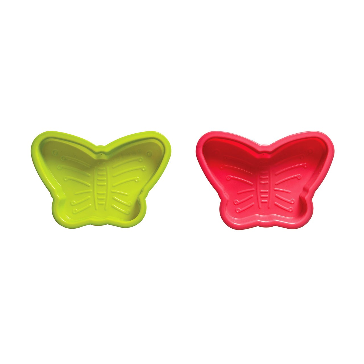 Butterfly Cake Moulds - Set of 2