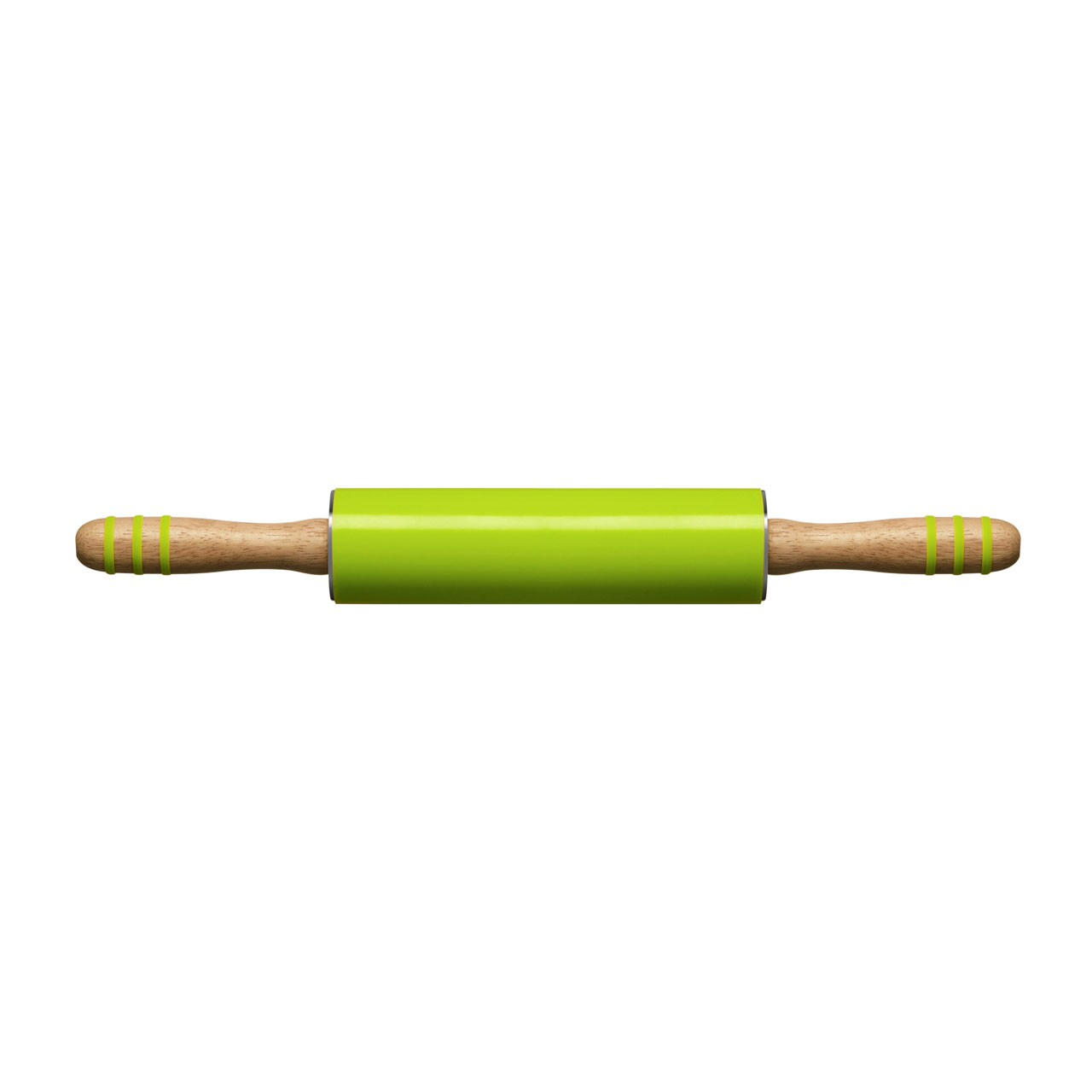 Silicone Rolling Pin - Lime Green