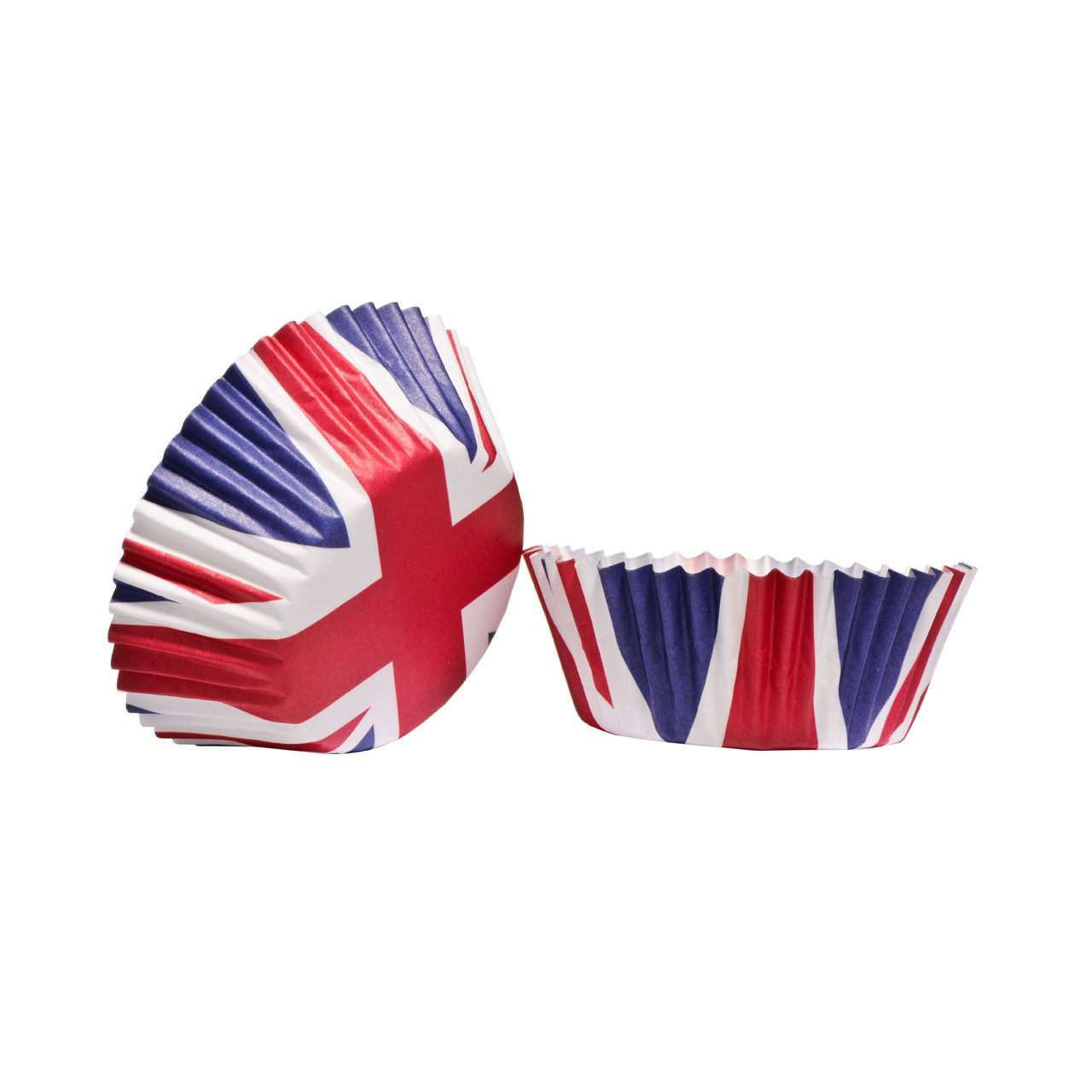Medium Cupcake Cases Union Jack 60pcs