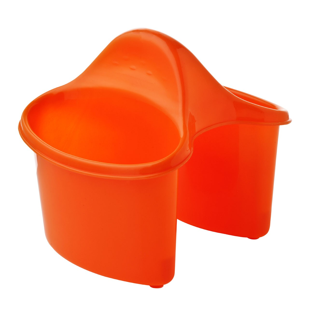 2 Compartment Caddy - Orange