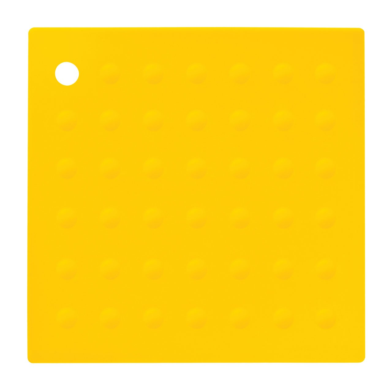 Zing Trivet Yellow Silicone