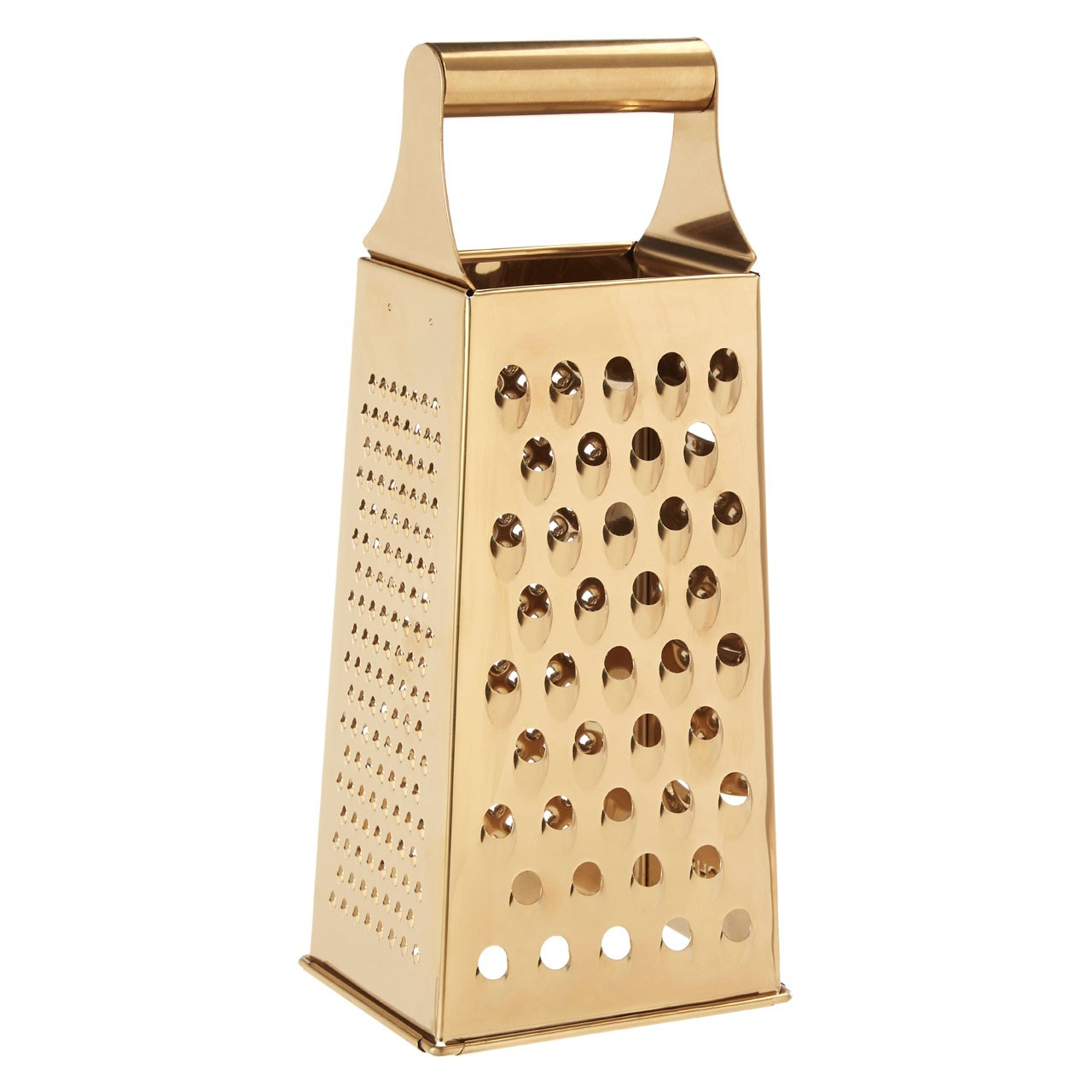 Alchemist Large Gold Finish Grater