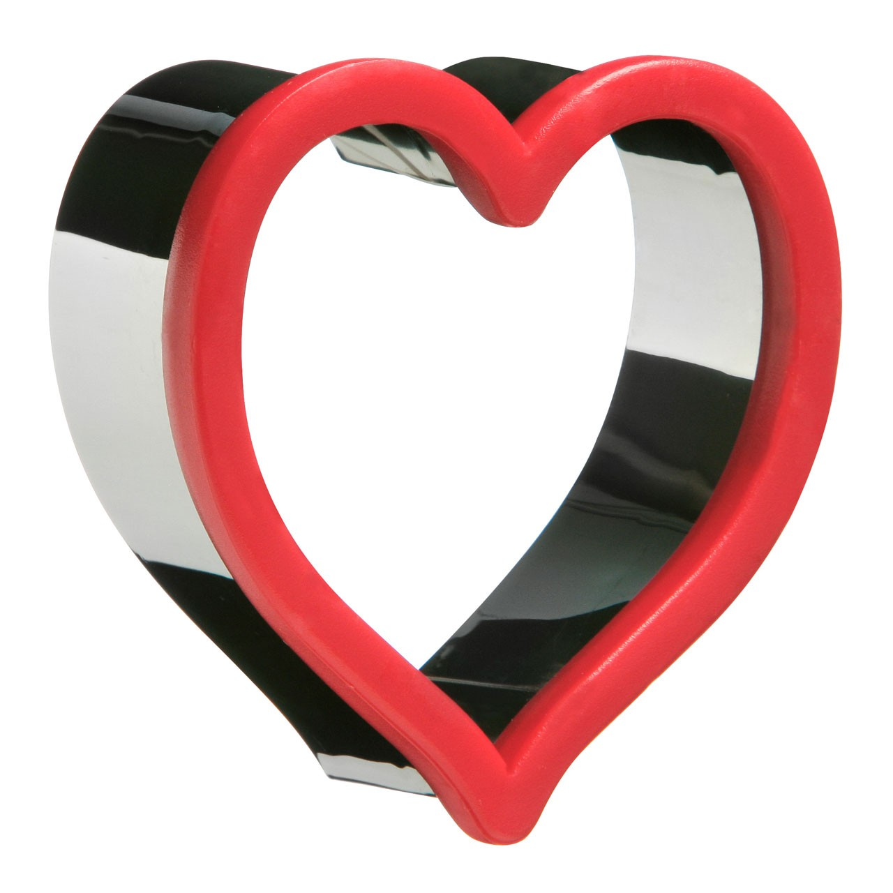 Heart Cookie Cutter - Red