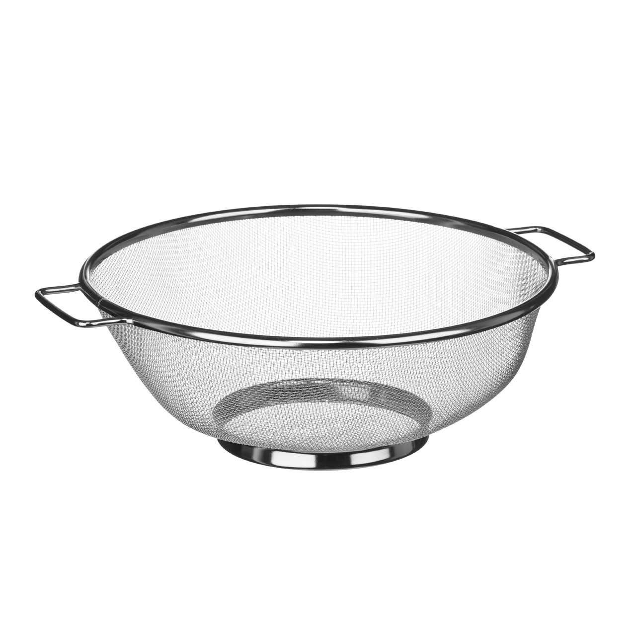 Sieve with Handles, Stainless Steel