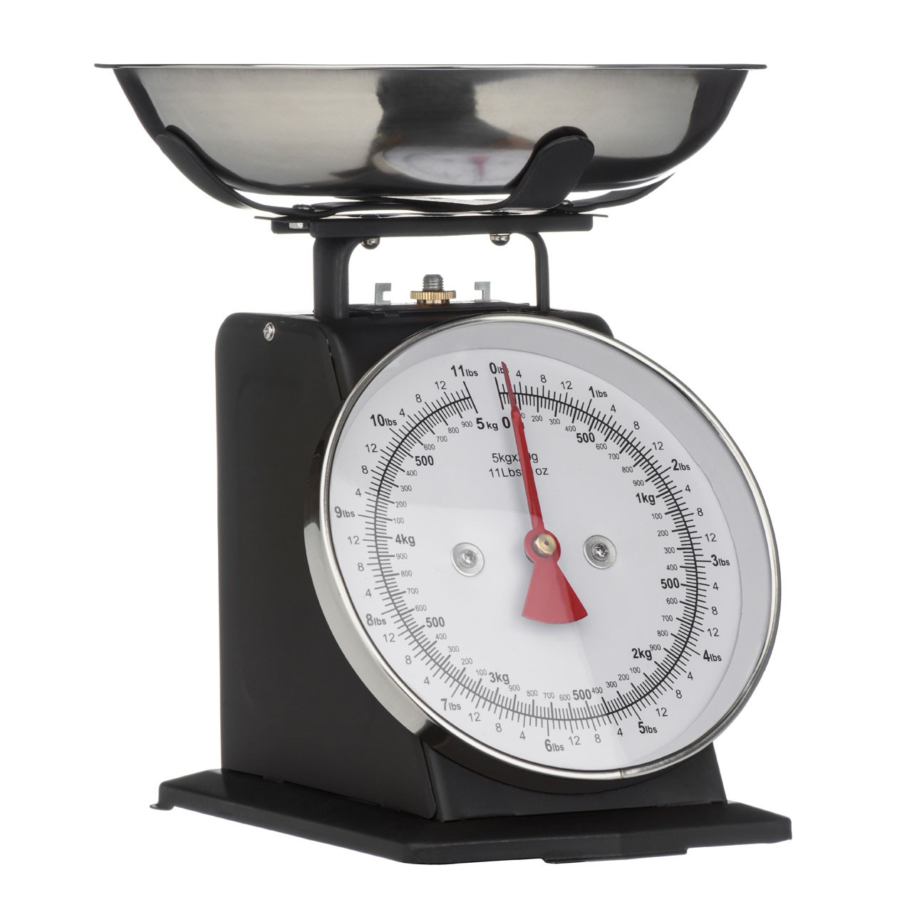 Kitchen Scale Colour: Matt Black