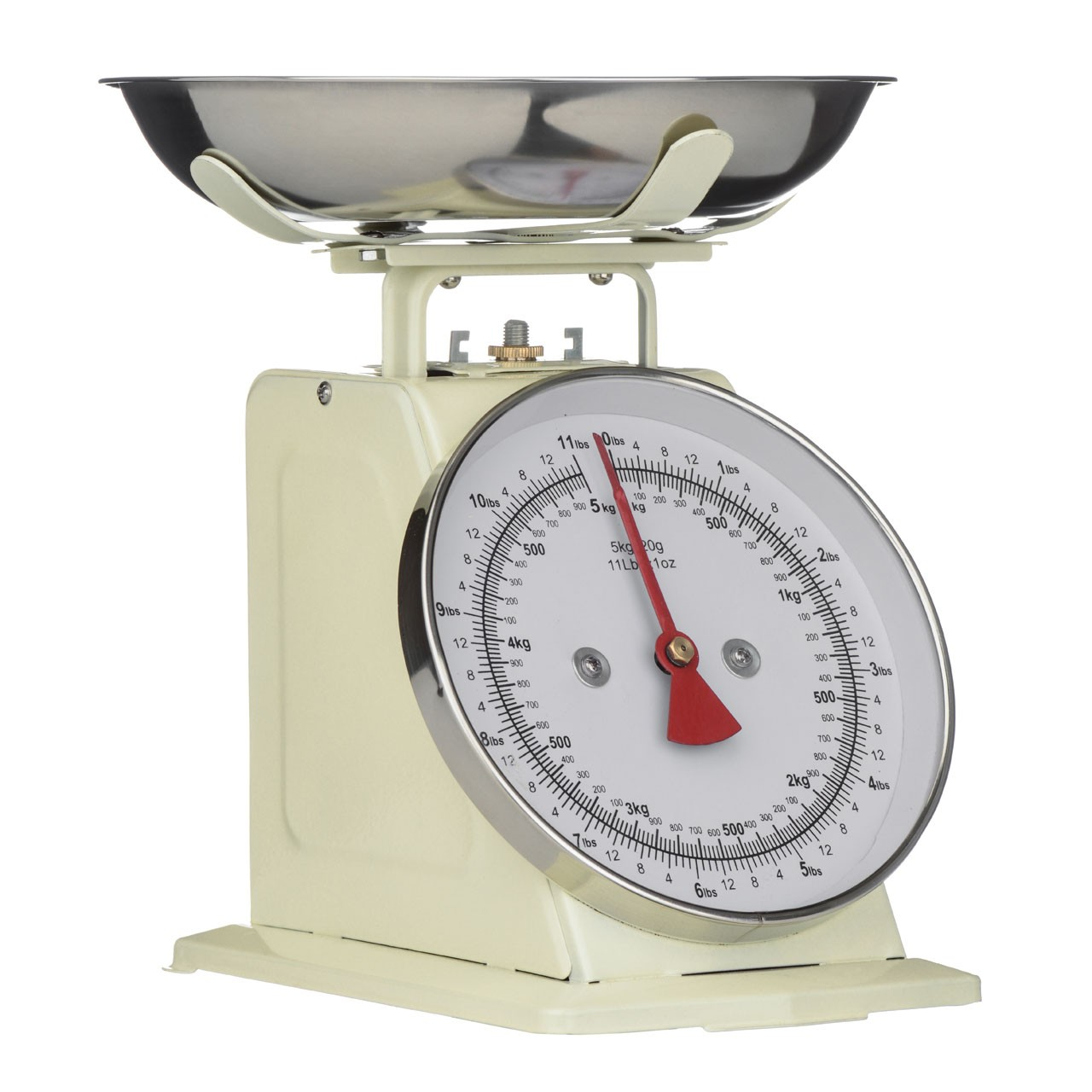 5 Kg Kitchen Scale, Cream