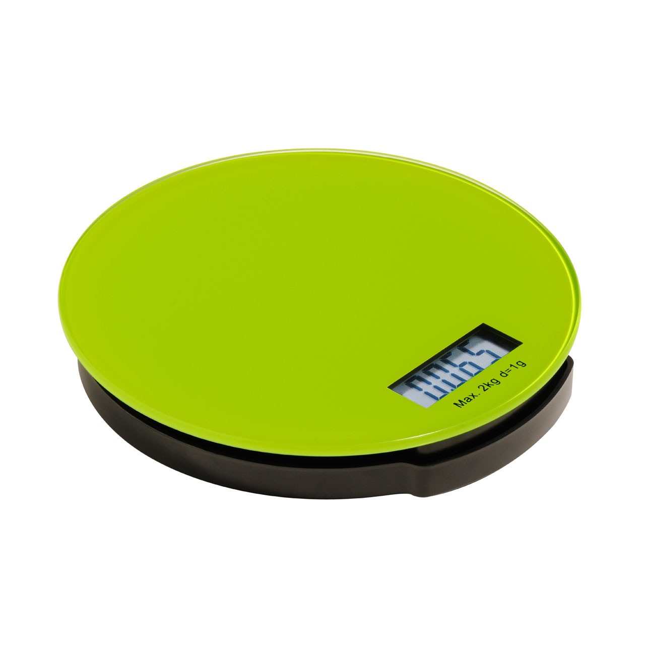 Electronic Scale - Lime Green