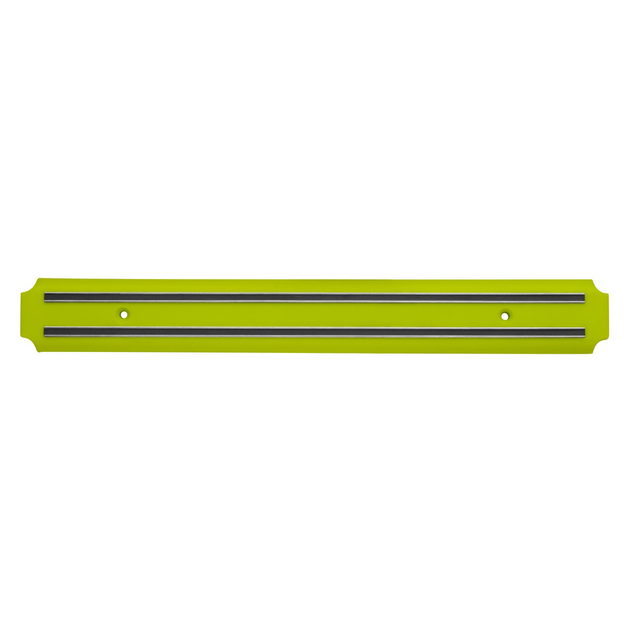 Magnetic Knife Storage Bar - Lime Green