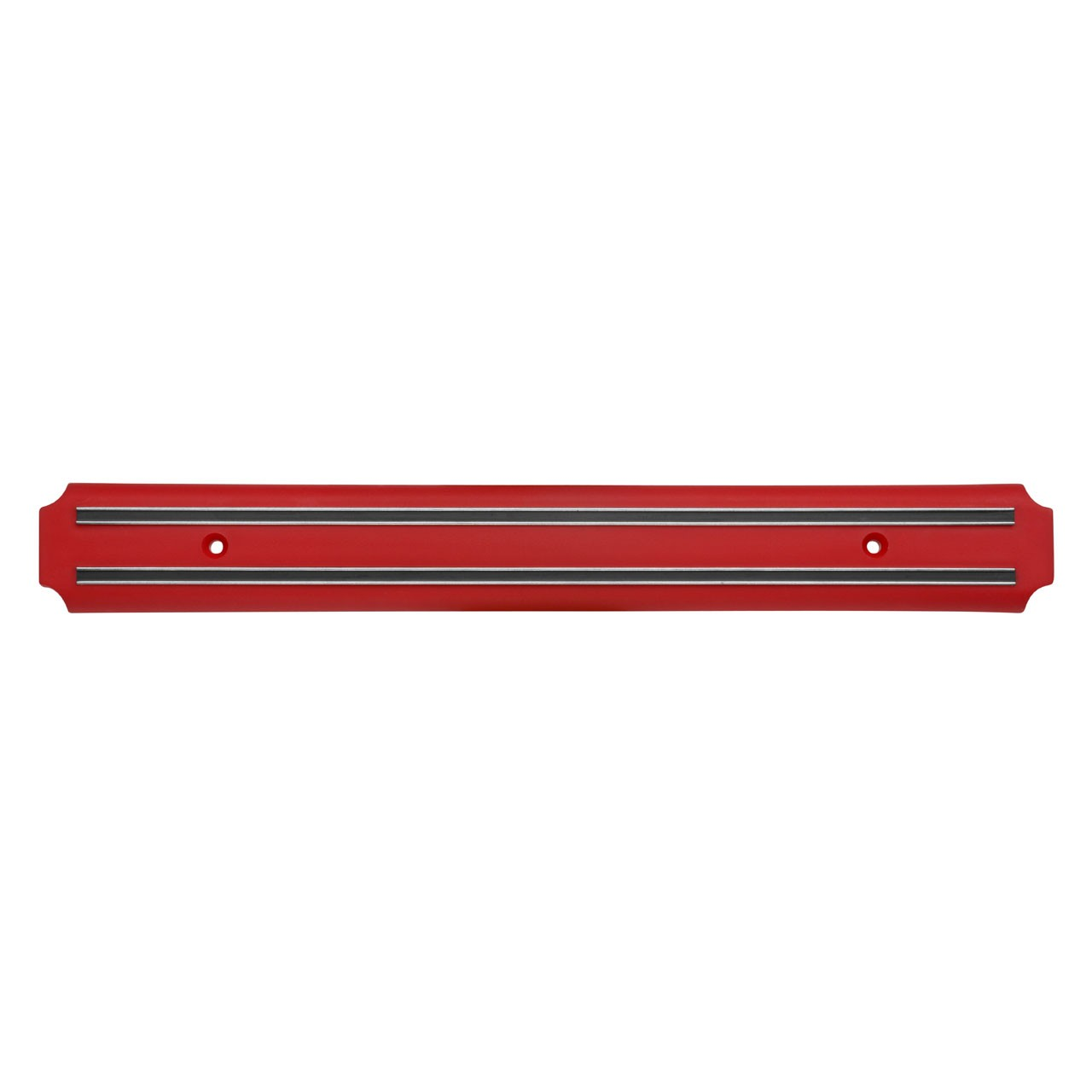Magnetic Knife Storage Bar - Red