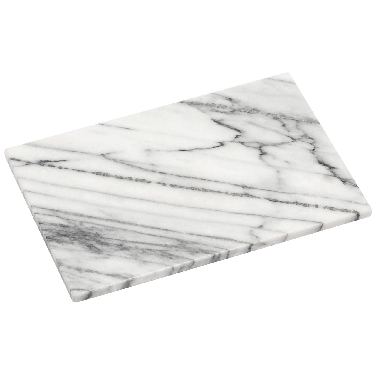 Chopping Board, White Marble