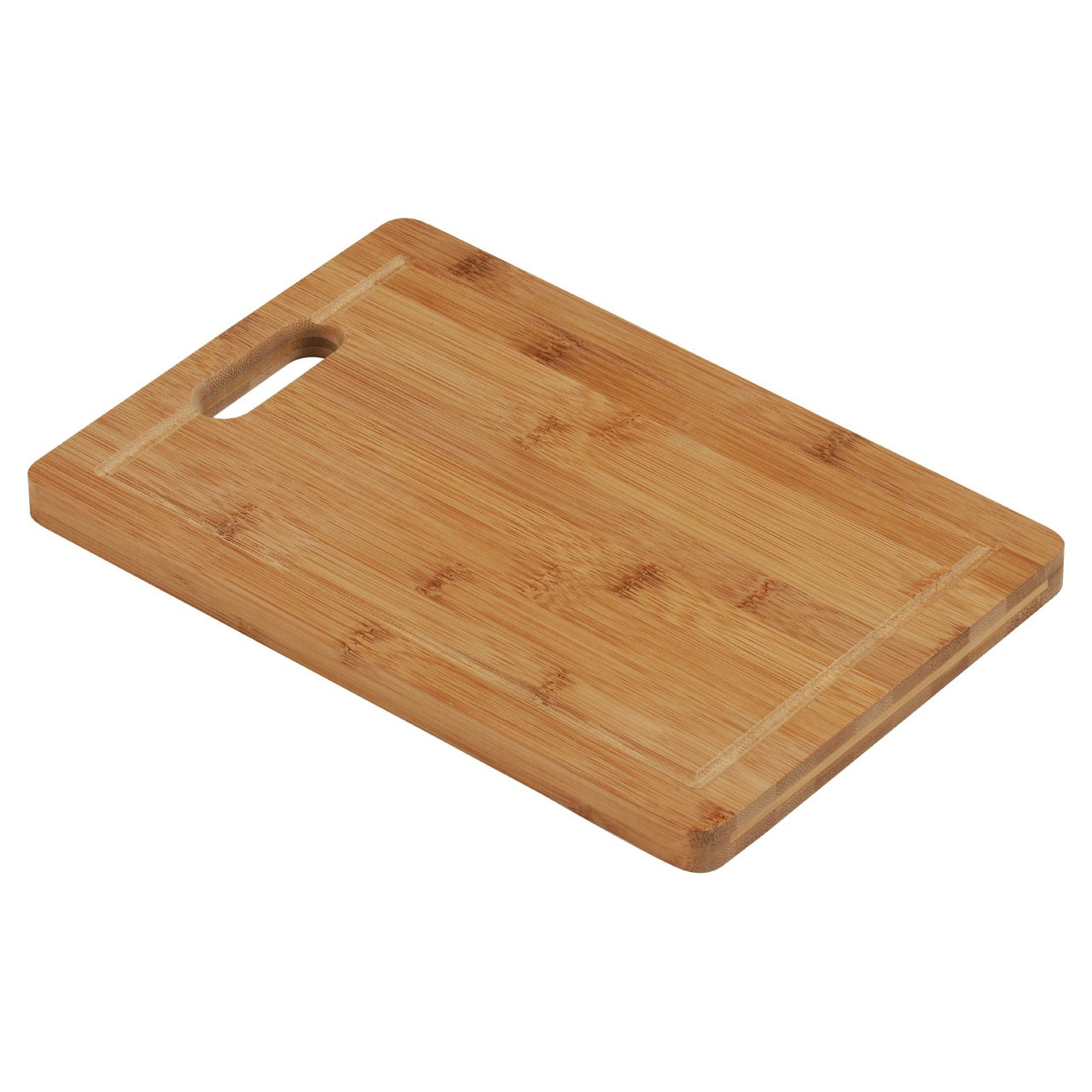 Chopping Board with Handle , Bamboo