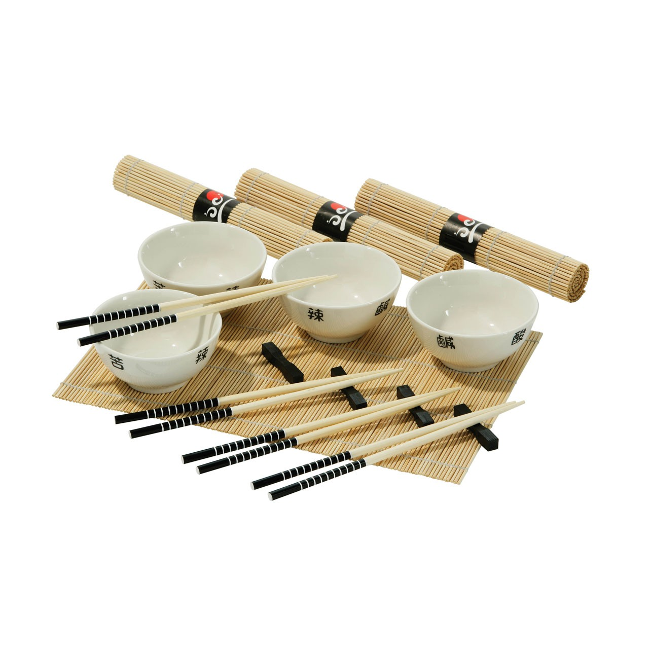 16-Piece Chinese Dining Set