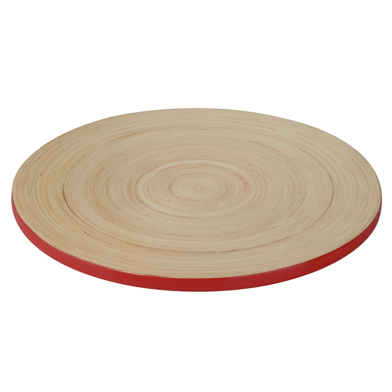 Kyoto Spun Bamboo Placemat - Red