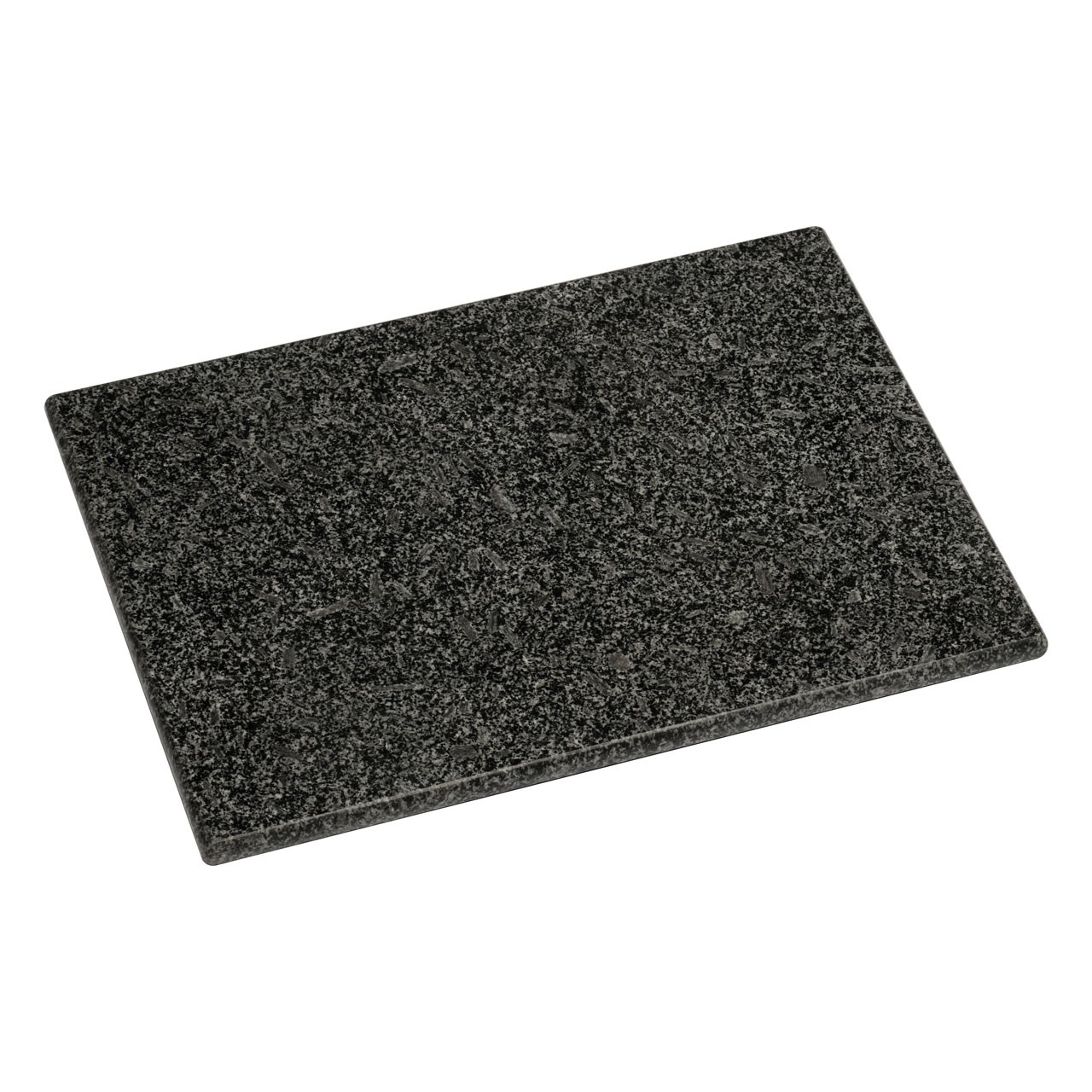 Speckled Granite Chopping Board , Black