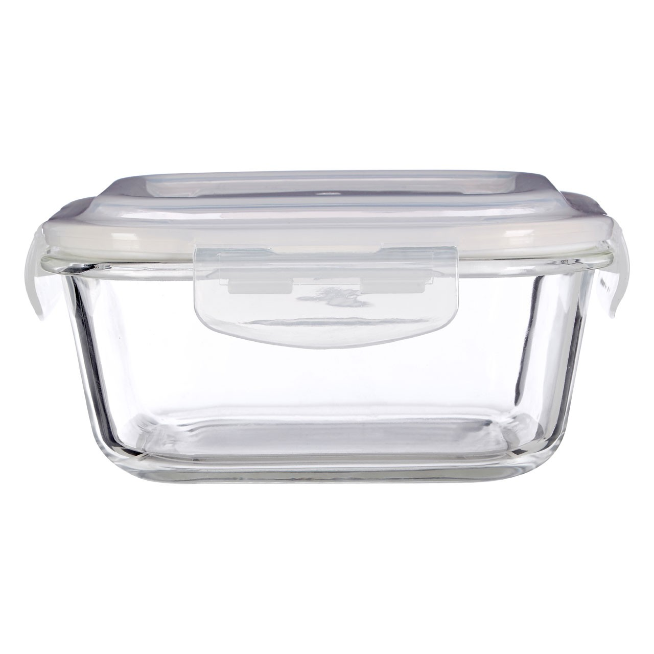 Prime Furnishing Freska Square Glass Container, 800 ml