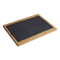 Serving Board Acacia Wood Slate For Kitchen Home
