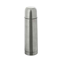 Vacuum Flask, 1 L, Stainless Steel