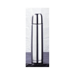 Vacuum Flask, Stainless Steel, 0.75Ltr