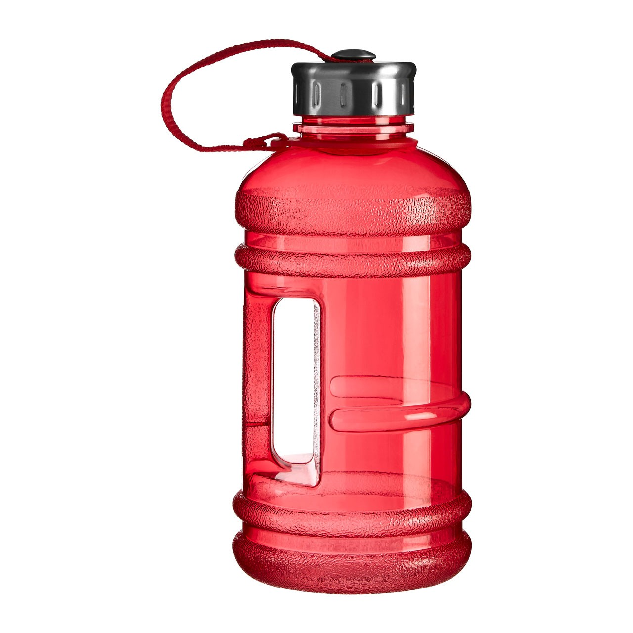 Red Sports Drinking Bottle 1000ml