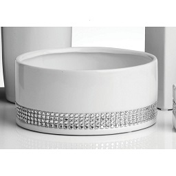 Bowl, Radiance White Deco