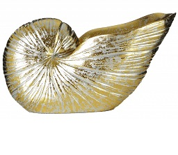 Prime Furnishing Complements Seashell - Gold